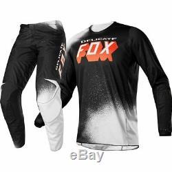 Fox Racing 180 SE BNKZ Motocross Gear Set Jersey & Pant Kit Offroad MX ATV Dirt