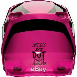 Fox Racing 2020 Adult V1 Helmets Motocross MX ATV SxS Off Road Dirt MVRS NEW