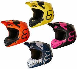 Fox Racing Adult V2 Mastar ECE/DOT Dirt Bike Helmet MX ATV Off-Road 2018
