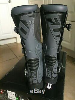 Fox Racing Comp 5 Off-Road Boots 2019- MX Motocross Dirt Bike ATV Mens Gear