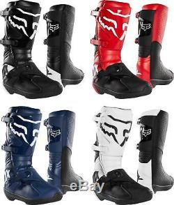 Fox Racing Comp Boots MX Motocross Dirt Bike Off-Road ATV Mens Gear