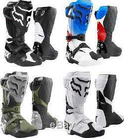 Fox Racing Comp R Boots MX Motocross Dirt Bike Off-Road ATV Mens Gear