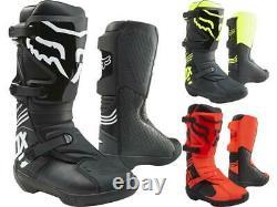 Fox Racing Comp Riding Boots Off Road Dirt MX ATV Motocross Mens Adult 2021