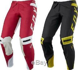 Fox Racing Flexair Preest Pants 2018 MX Motocross Dirt Bike Off-Road ATV Mens