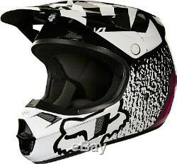 Fox Racing V1 Halyn Helmet 2018 MX Motocross Dirt Bike OffRoad ATV Size XS