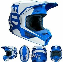 Fox Racing V1 Helmet MX Motocross Dirt Bike Off-Road ATV UTV Adult Large (94)
