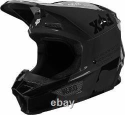 Fox Racing V1 Illmatik BLK MVRS MIPS MX Motocross Dirt Bike Off-Road Helmet M