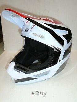 Fox Racing V2 Hayl Helmet XL MX Off-Road ATV Dual Sport Dirt Bike Free Shipp