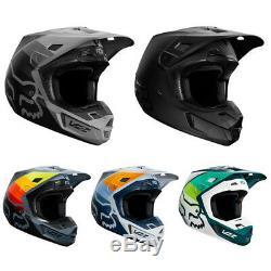 Fox Racing V2 Helmet Motocross Dirt ATV Off Road NEW IN BOX