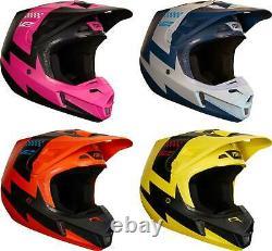 Fox Racing V2 Mastar Helmet 2018 MX Motocross Dirt Bike Off-Road ATV Adult