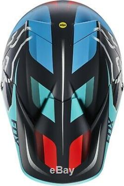 Fox Racing V3 Seca Off-Road MX Helmet Adult XL ATV SXS UTV Dirt Bike Quad