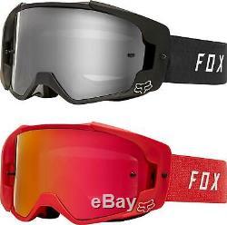 Fox Racing Vue Goggle MX Motocross Dirt Bike Off-Road ATV UTV MTB Mirror Adult