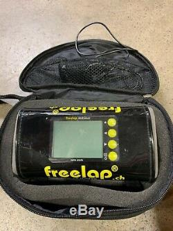 Freelap Free Lap MX Timer Timing System Atv Dirt Bike Motocross Bar Pad Poles
