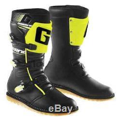 Gaerne Dirt Bike Off Road ATV MX Quad Balance Classic Hi-Vis Mens Motocross Boot