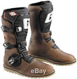 Gaerne Dirt Bike Off Road ATV MX Quad Balance Oiled Motocross Boot