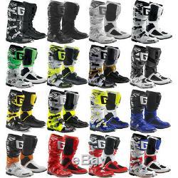 Gaerne Men's SG-12 Offroad MX Motocross ATV Dirt SxS Boots BRAND NEW