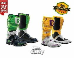 Gaerne SG-12 Boots LE MX Motocross Racing Boot Motocross ATV Offroad Dirt Bike