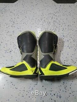 Gaerne SG-12 Motocross Riding Boots Size 9 MX Racing Offroad ATV Dirt Bike SG