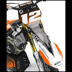 KTM Full Decals Motocross MX ATV Graphics DIRT RIDER