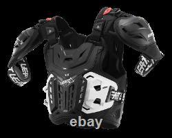 LEATT 4.5 Chest Protector PRO Black MX Motocross Off Road Dirt Bike ATV/UTV