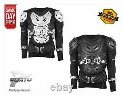 Leatt 5.5 Body Protector Body Armour MX Motocross Off Road Dirt Bike ATV/UTV
