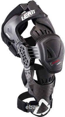 Leatt C-Frame Knee Brace Pro Carbon PAIR Motocross Off Road Dirt Bike ATV / MX
