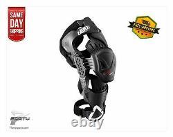 Leatt C-Frame Knee Brace Pro Carbon SINGLE Motocross Off Road Dirt Bike ATV/UTV