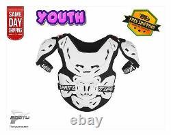 Leatt Chest Protector 5.5 Pro Junior Body Armor MX ATV/UTV Off Road Dirt Bike