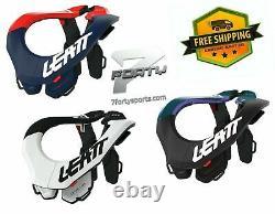 Leatt GPX 3.5 Neck Brace Protection Mx ATV/UTV OffRoad Dirt Bike All Size/Color