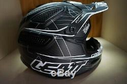 Leatt GPX 6.5 Carbon Motocross MX Offroad Helmet DOT CE Approved Dirt bike ATV