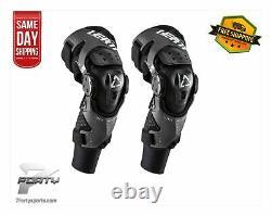 Leatt Knee Brace X-Frame Hybrid PAIR Adult Motocross Off Road Dirt Bike ATV/UTV