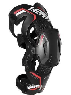 Leatt Knee Brace X-Frame PAIR Motocross MX SX ATV/UTV Off Road Dirt Bike