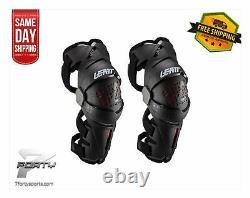 Leatt Knee Brace Z-Frame Offroad Dirt Enduro Motocross ATV/UTV Motorcycle Pair