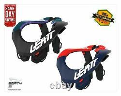 Leatt Neck Brace GPX 3.5 Junior/Youth Motocross MX ATV/UTV OffRoad Dirt bike