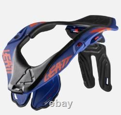 Leatt Neck Brace GPX 5.5 Junior Royal MX Motocross Off Road Dirt Bike ATV/UTV