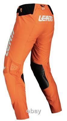 Leatt Pants Moto 5.5 I. K. S Orange MX Motocross Off Road Dirt Bike ATV/UTV