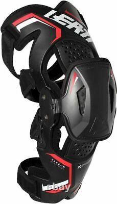 Leatt X-Frame MX Motocross Off-Road Dirt Bike Knee Brace CE / New Open Box