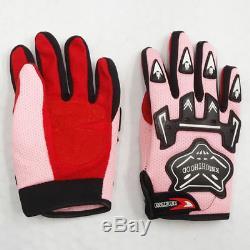 MX Motocross Youth/Junior/Kids/Boy Gloves (Age 4 to 14) BMX/ATV/Dirt/Quad Bike