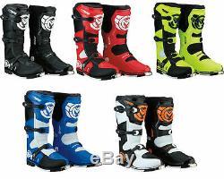 Moose Racing M1.3 Motor Cross Motocross MX Offroad Dirt Bike ATV Adult Kid Boots