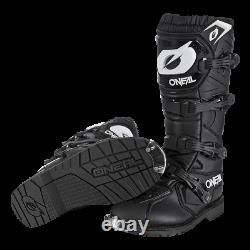 Motocross Boots Oneal Rider Pro 2021 Off Road Enduro Mx Dirt Trail Track Race
