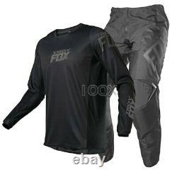 Motocross Combo Set Troy-Fox Mx 360 Jersey Pant Racing Gear Dirt Bike Atv NEW