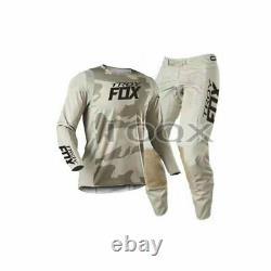 Motocross Combo Set Troy-Fox Mx Flexair Jersey Pant Racing Gear Dirt Bike Atv