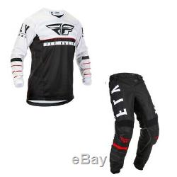 Motocross Motorcycle Combo Fly Racing Pant Jersey Kinetic 120 Dirt Bike ATV MX