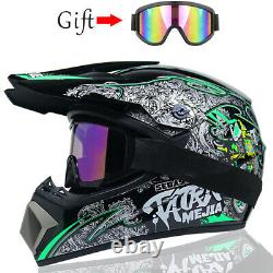 Motorcycle Full Face Helmets Motocross Off Road Racing Helmet Motorbike ATV Dirt