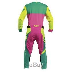 NEW 2020 THOR MX Jersey Set ATV Motocross Gear Set Top Dirt Bike Suit ATV MX MTB