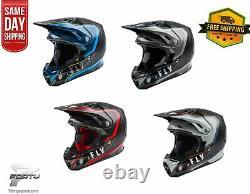 NEW 2021 FLY RACING FORMULA CARBON AXON HELMET MX Off Road Dirt Bike ATV/UTV