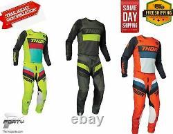 NEW Thor MX Pulse Racer Kit Gear Motocross Off Road Dirt Bike ATV/UTV Free Ship