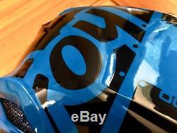 NEW! Troy Lee Designs SE4 Factory Motocross MX ATV ENDURO Helmet XL Dirt Bike