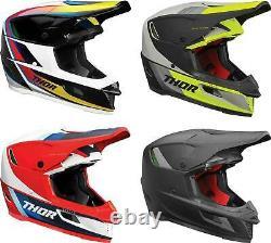 New 2021 Thor MX Reflex Helmet For MX Motocross Dirt Bike ATV Racing Adult Mens