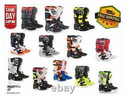 New Alpinestars Youth Tech 7S Boot MX Motocross Off Road Dirt Bike ATV/UTV
